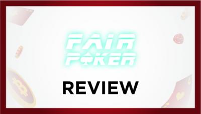 Fair Poker Review bitcoinfy.net