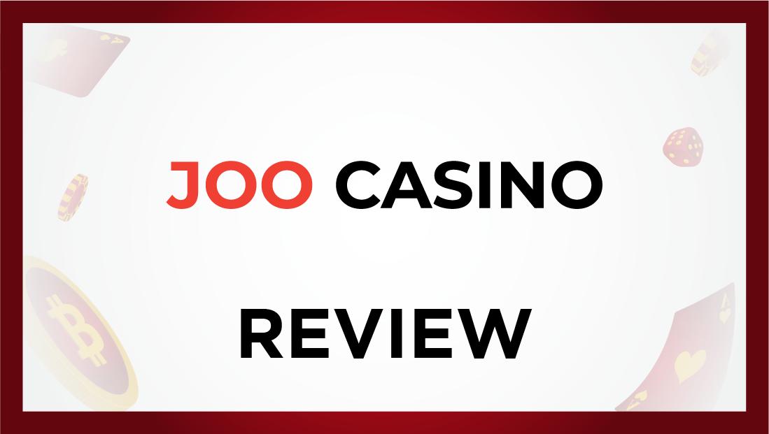 Joo Casino review Bitcoinfy