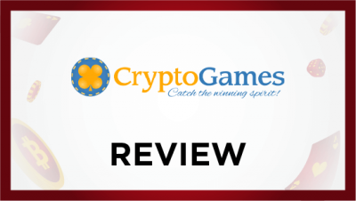 CryptoGames Review bitcoinfy.net