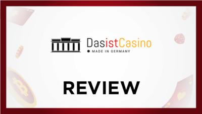 Das Ist Casino Review bitcoinfy.net