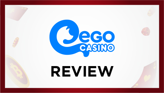 EgoCasino Bitcoinfy Review
