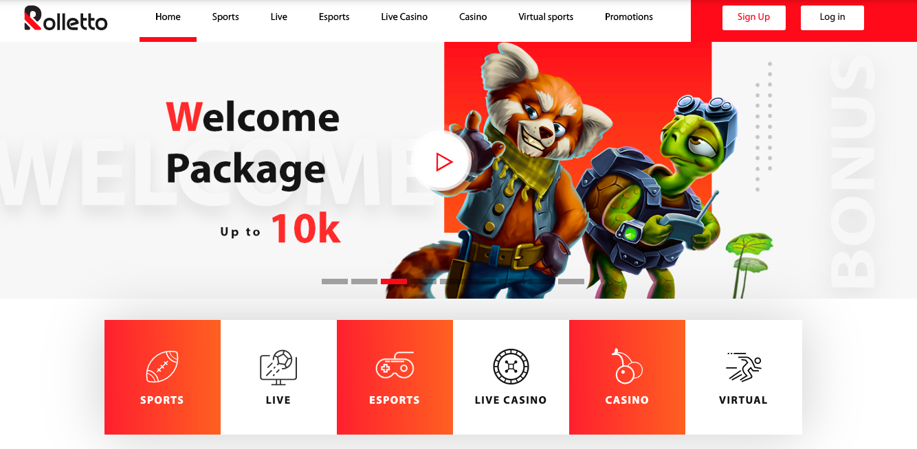 rolletto casino website bitcoinfy