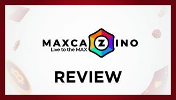 Maxcazino review bitcoinfy