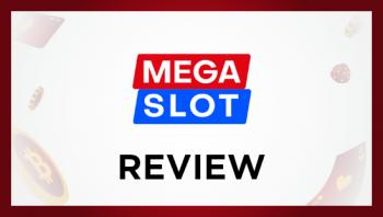 megaslot logo bitcoinfy